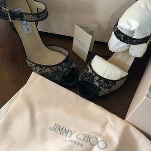 Jimmy Choo Lace 114